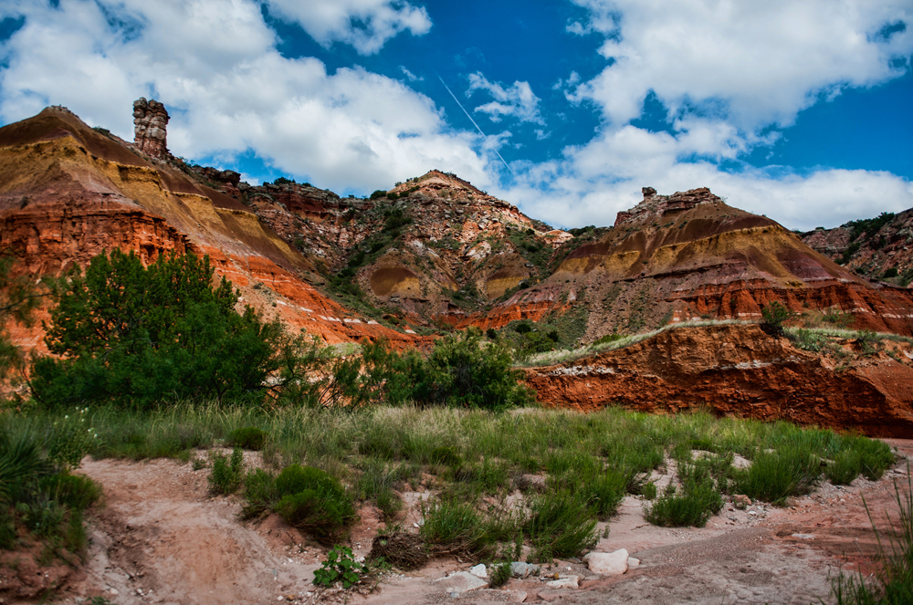 Palo Duro Canyon State Park, TXPhoto copyright Ashley Landis
