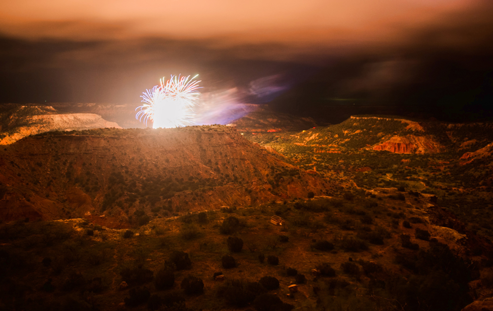 Palo Duro Canyon State Park, TX Photo copyright Ashley Landis